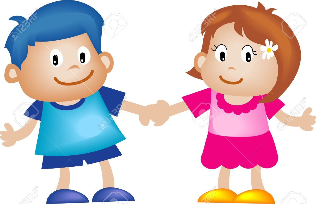 1300x840 Fight clipart brother and sister