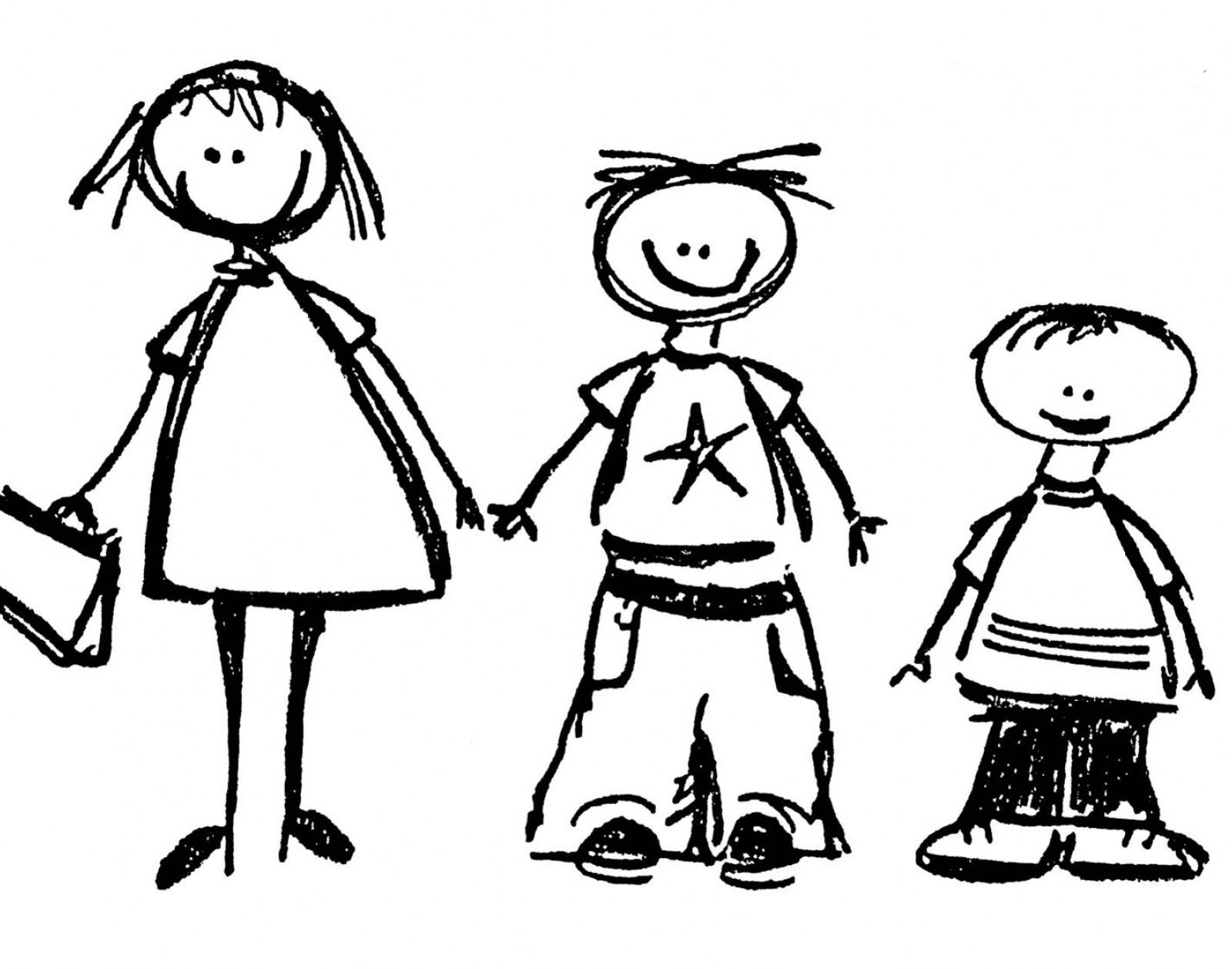 1600x1258 Older siblings clipart collection