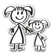 225x229 Black Sisters Clipart (23+)