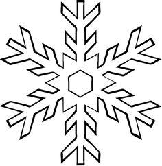 236x242 White Snowflake Clipart