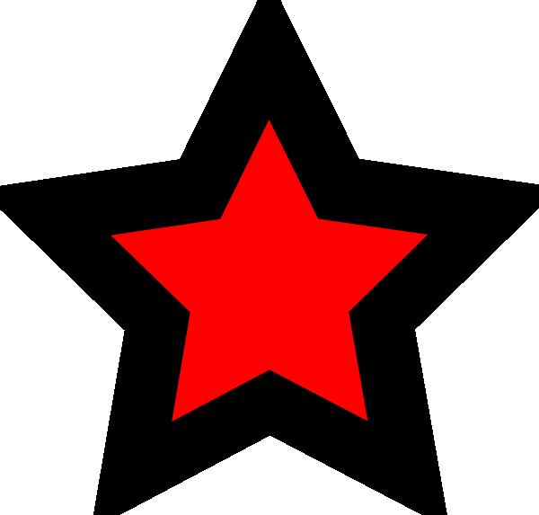 600x573 Star Clip Art