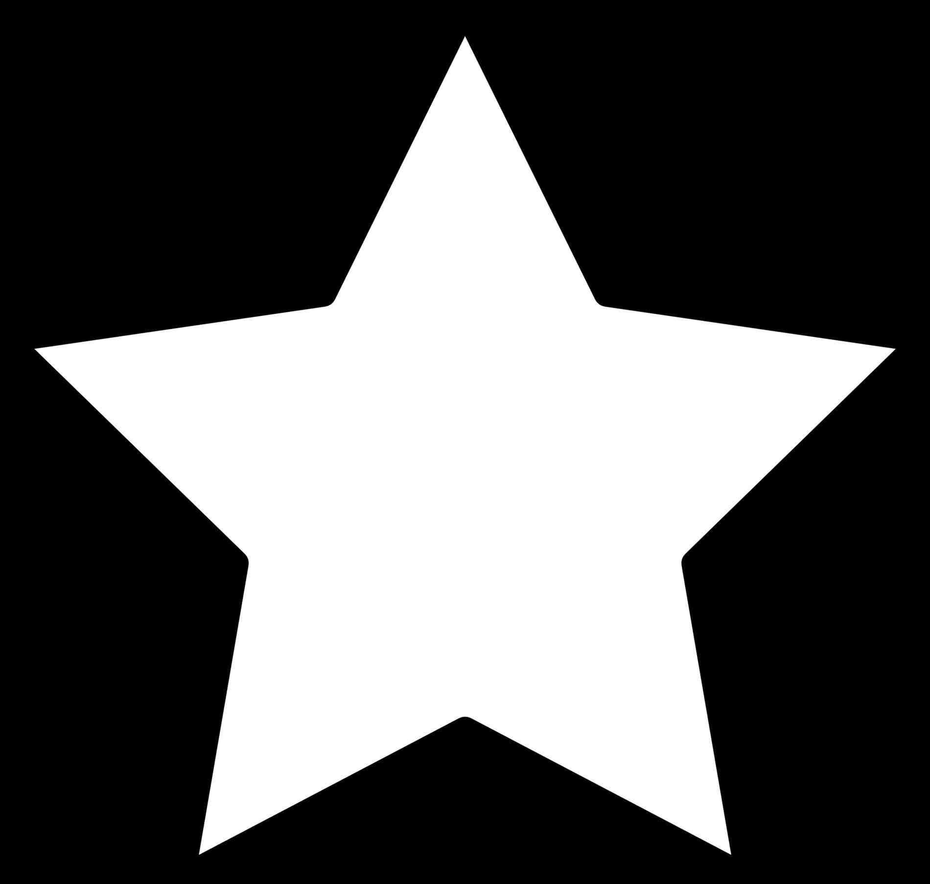 1900x1807 Christmas Star Clipart Black And White Cheminee.website