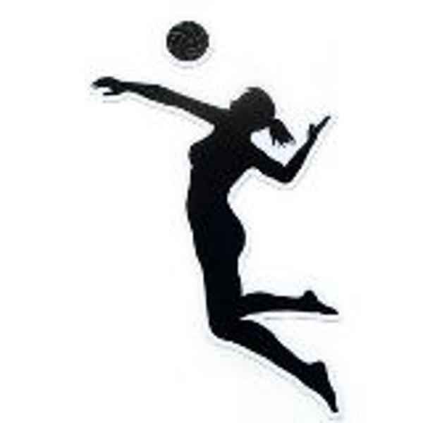 600x600 Maroon Clipart Volleyball