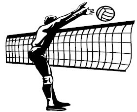 278x227 Volleyball Clipart Clipart Cliparts For You 4