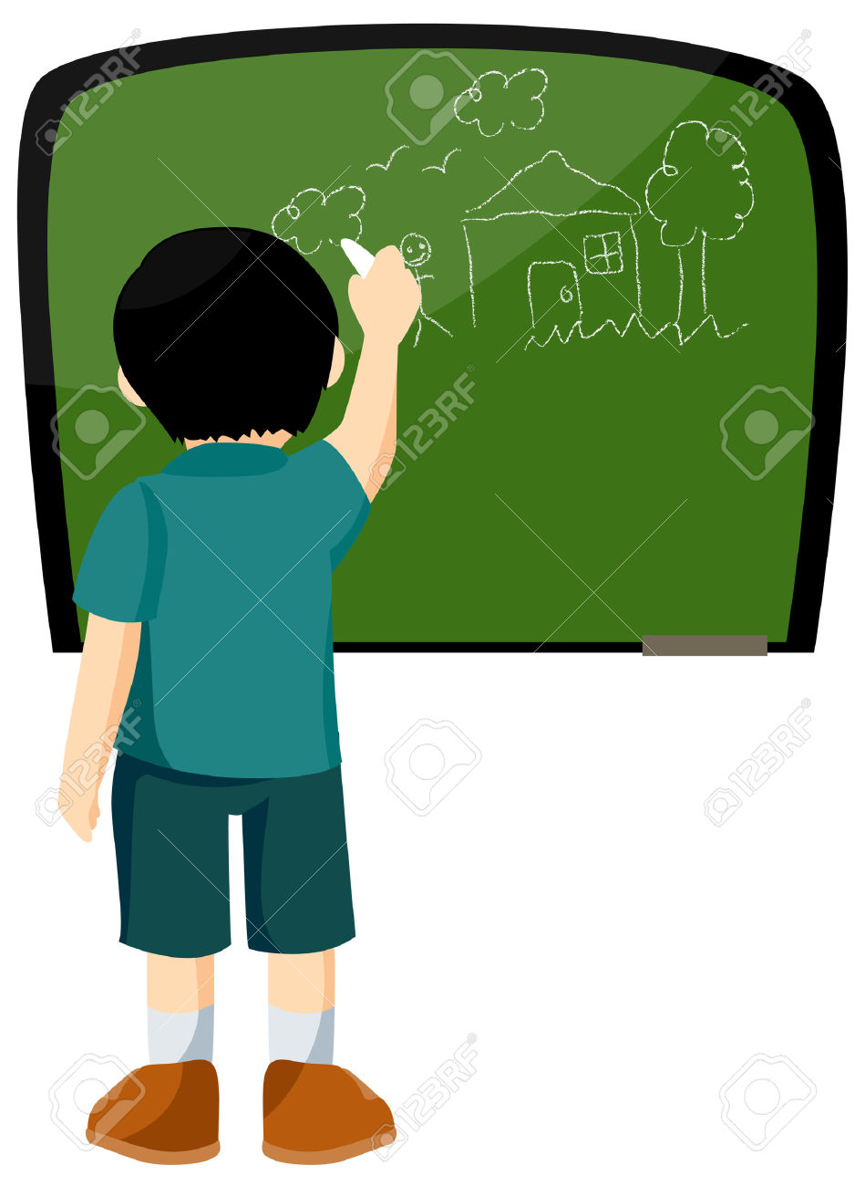 949x1300 Blackboard Clipart Drawing Board
