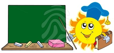 400x187 Clip Art Sun Teacher With Clipart Panda