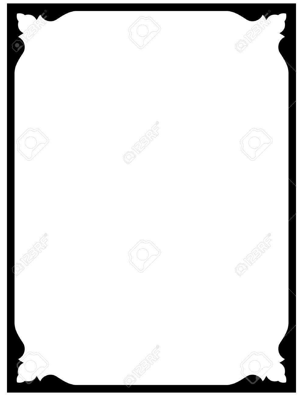 995x1300 Isolated Frame Clipart, Explore Pictures