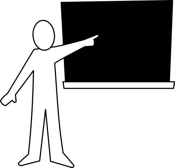 600x578 Blackboard Clip Art Download