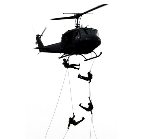 500x485 Huey Helicopter Silhouette Clipart Panda