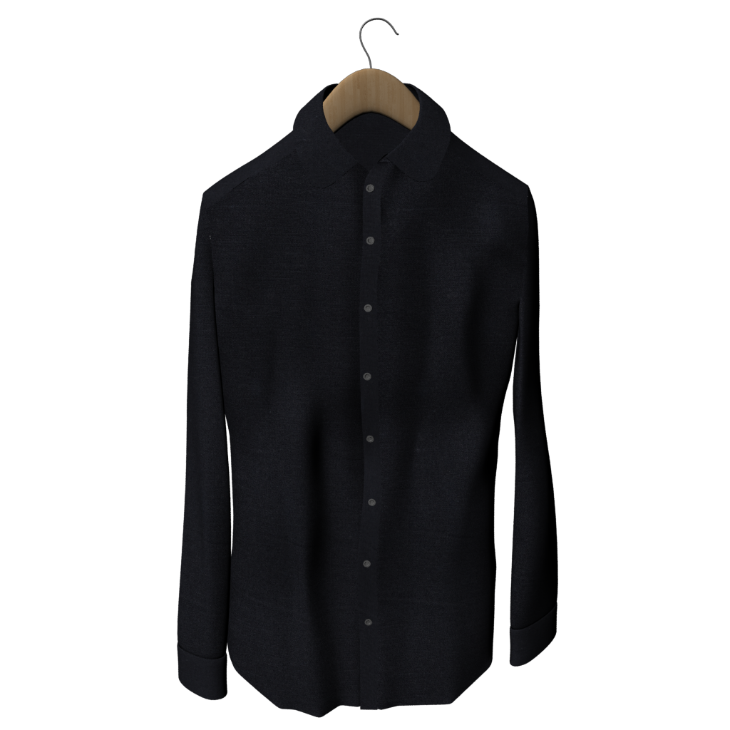 1024x1024 The Royal Black Shirt Customize The Royal Black Shirt From Suit