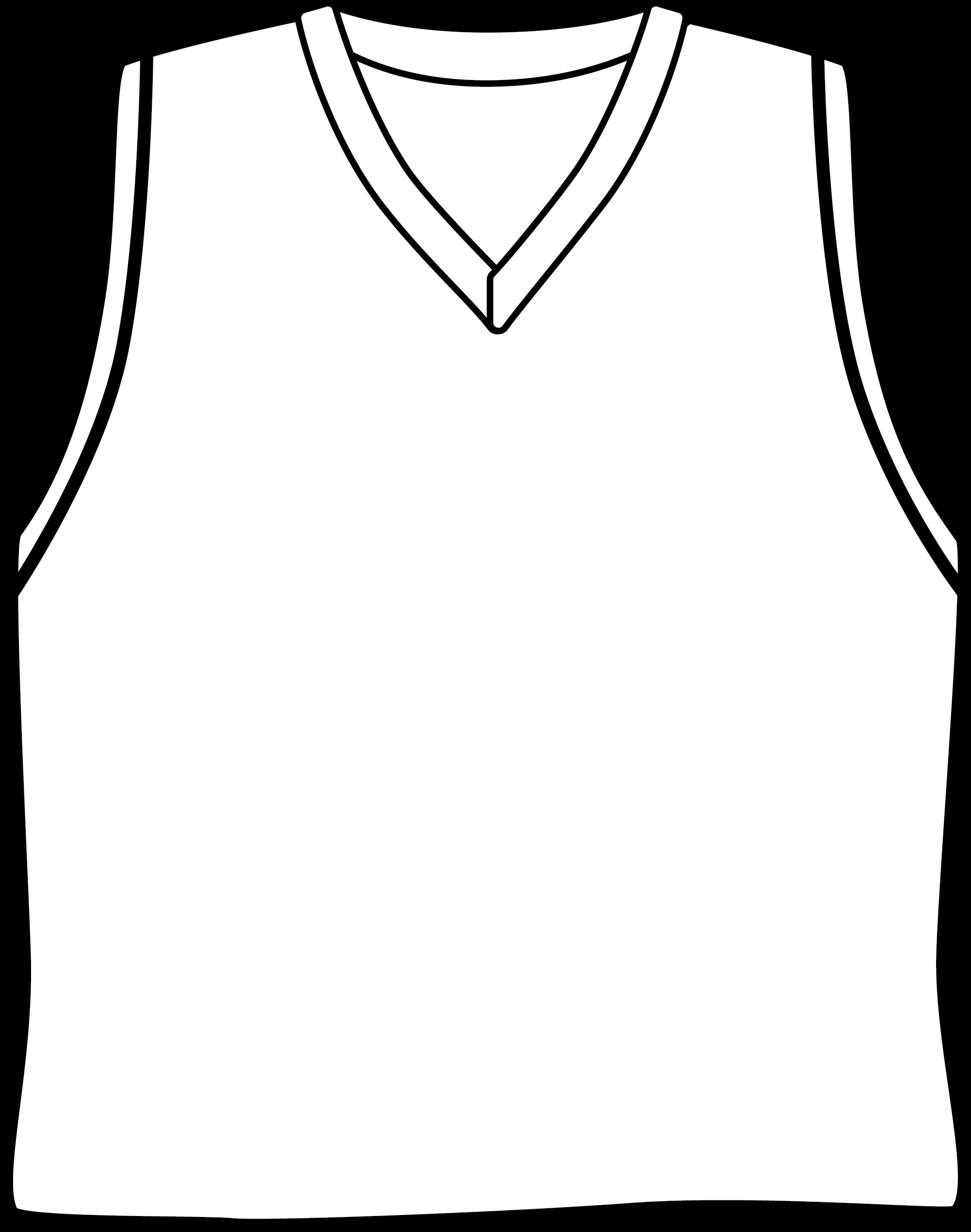 2002x2540 Jerseys Cliparts