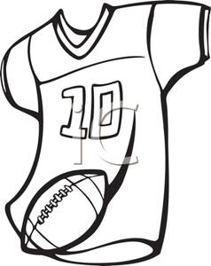 238x300 Shirt Clipart American Football Jersey