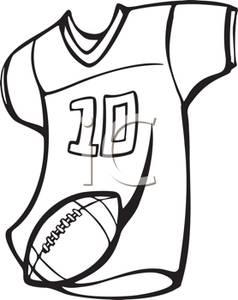 238x300 Shirt Clipart American Football Jersey