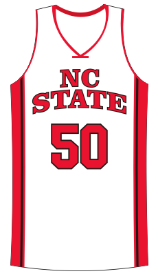 230x400 Basketball Jersey Clipart