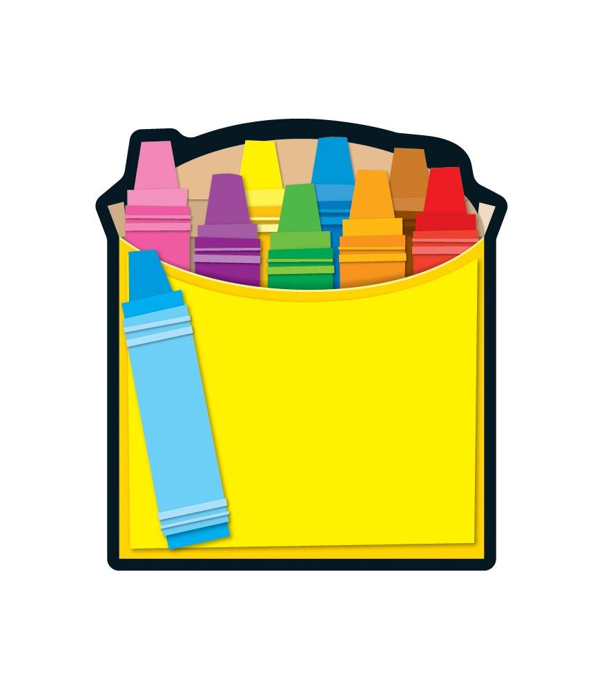 875x1000 Crayon Box Clipart Clipart Panda