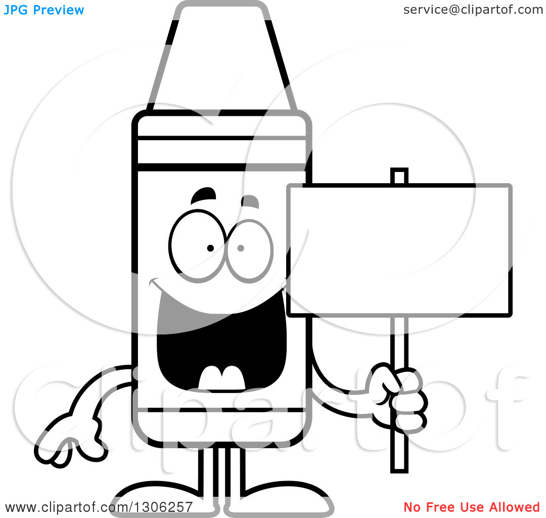 1080x1024 Blank Crayon Clipart
