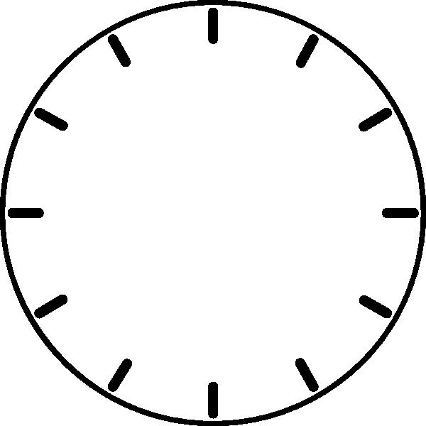 600x600 Blank Face Outline