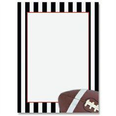 Blank Football Field