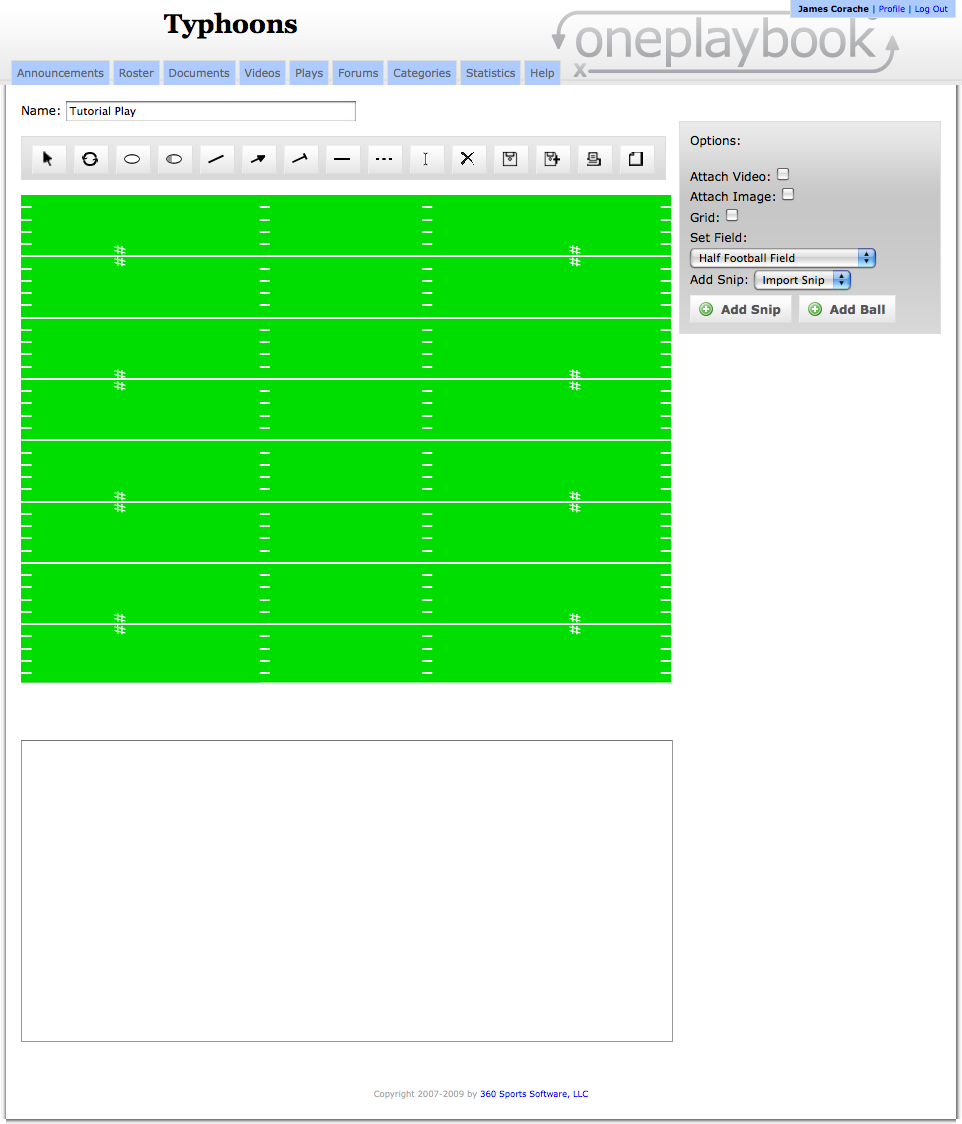 962x1124 How To Draw A Football Playbook Play Coaching Software