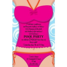 265x265 Summer Soiree Invitation Clipart Panda