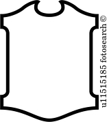 159x179 Blank Shield Clip Art And Illustration. 4,694 Blank Shield Clipart
