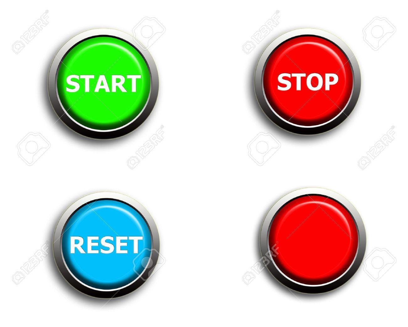 1300x1040 Button Clipart Stop
