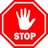 170x170 Stop Sign Clip Art