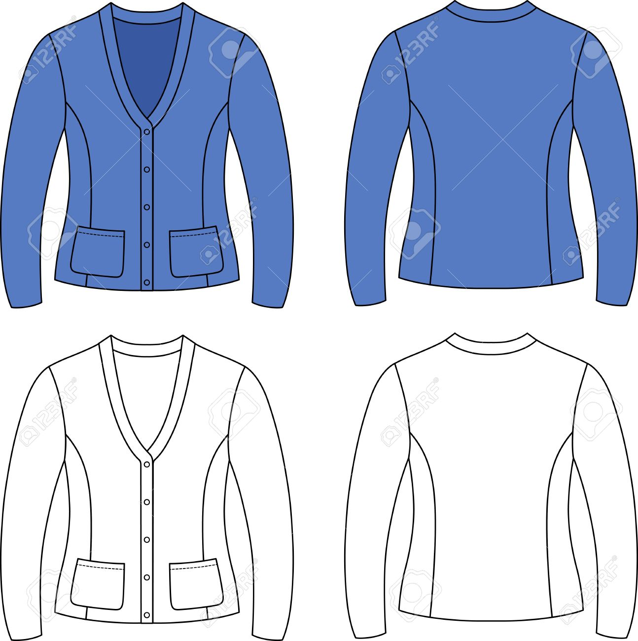 Blank Sweaters Cliparts | Free download best Blank Sweaters Cliparts ...
