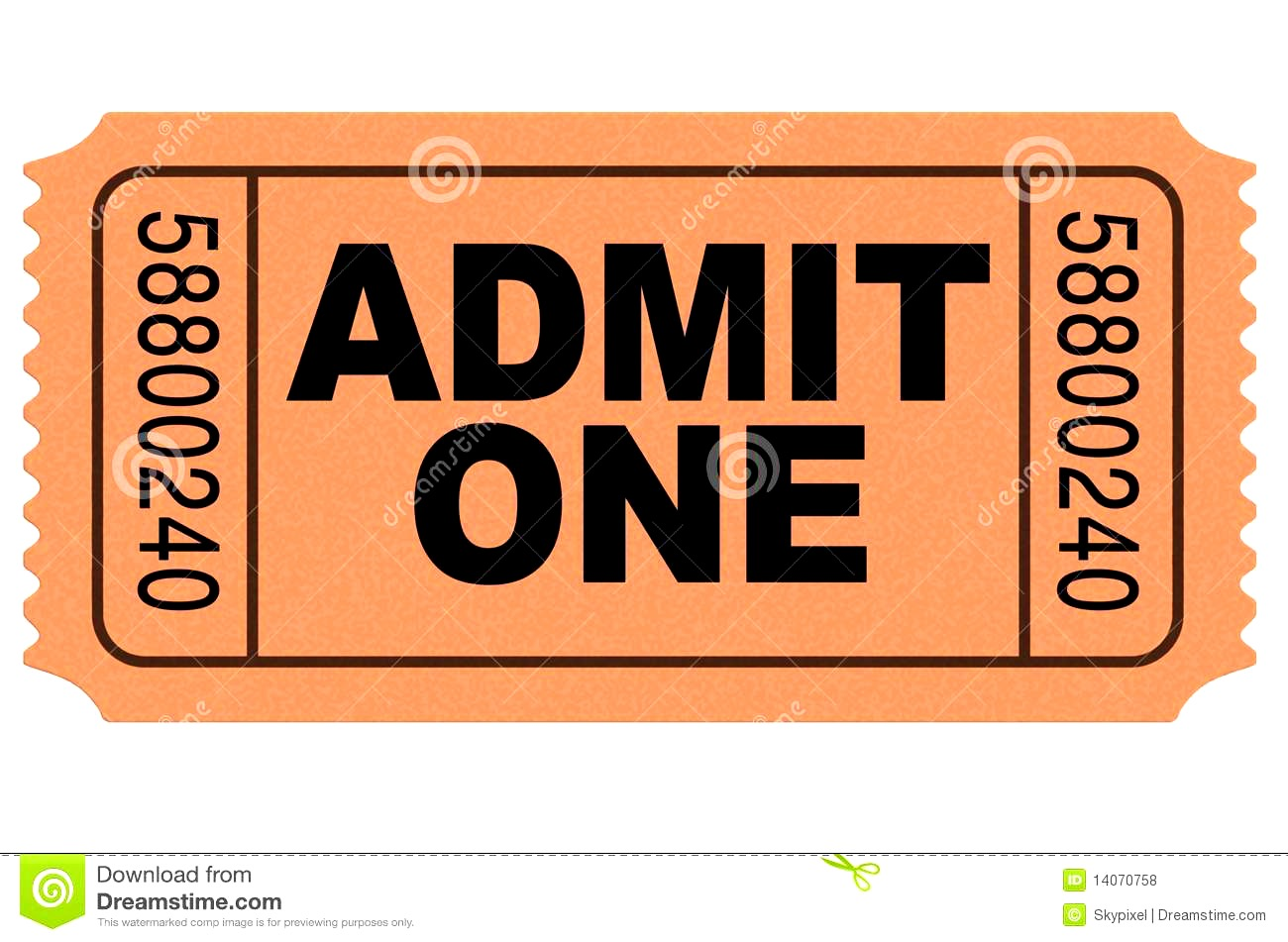 graphic about Admit One Ticket Printable referred to as Blank Ticket Graphic Free of charge obtain excellent Blank Ticket Graphic