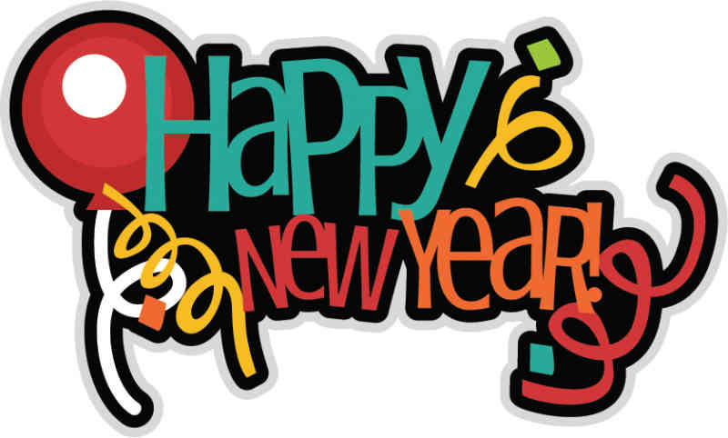 800x482 Free Happy New Year 2018 Clipart Graphics Download