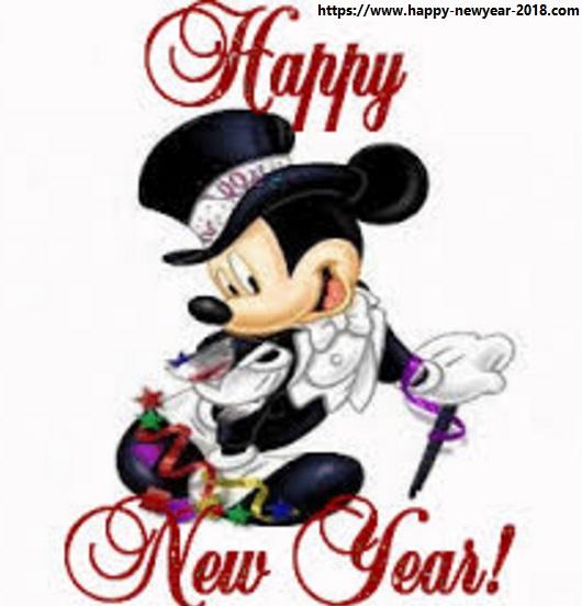 530x552 2018 Cartoon New Year Clip Art Merry Christmas Amp Happy New Year