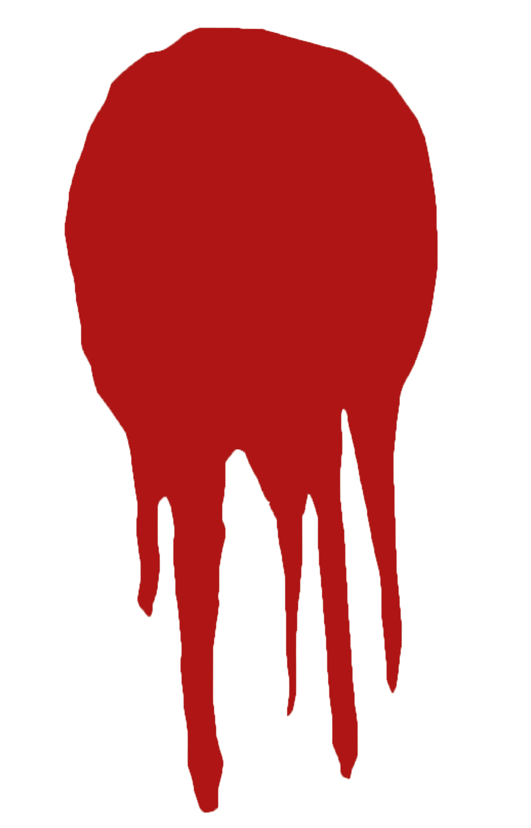 1036x1613 Blood Drop How Tuesday Gore Fest 9 3d Blood Spatter Effect