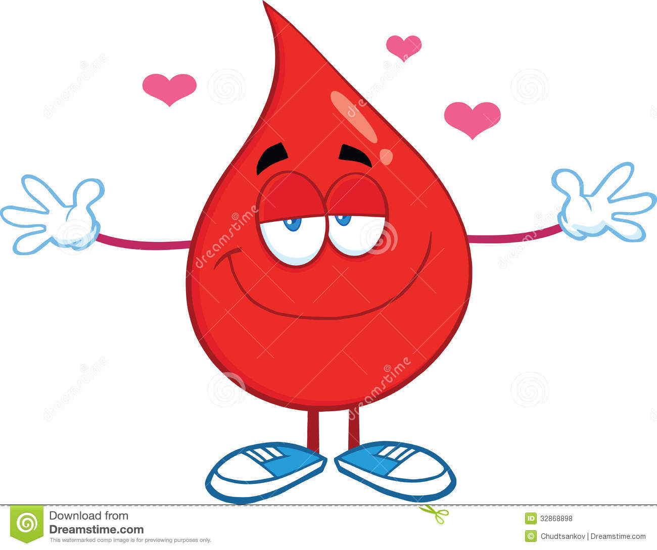 1300x1089 Blood Clipart Cute