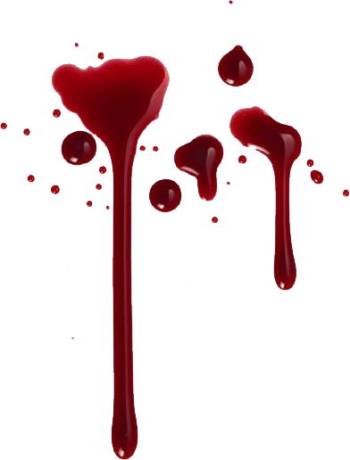 392x516 Blood Drop Blood Border Clip Art Danasojnn Top Image