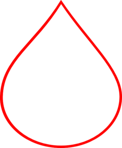 246x297 Red Blood Clip Art