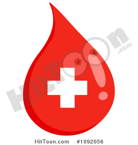 450x470 Blood Drop Clipart 2120108