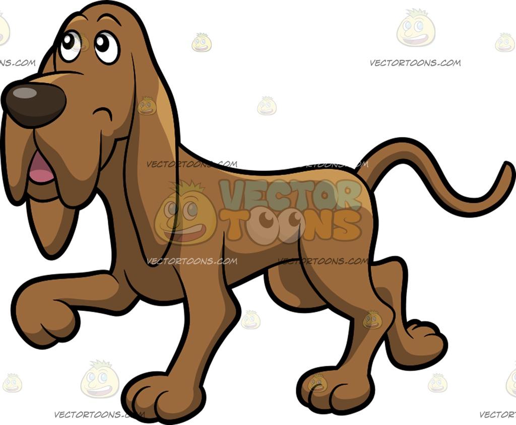 1024x844 Hound Dog Clip Art