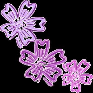 300x300 Blossoms Clip Art