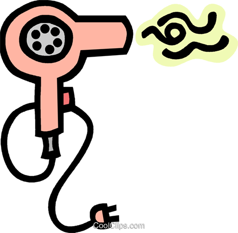 Blow Dryer Clipart | Free download best Blow Dryer Clipart ...