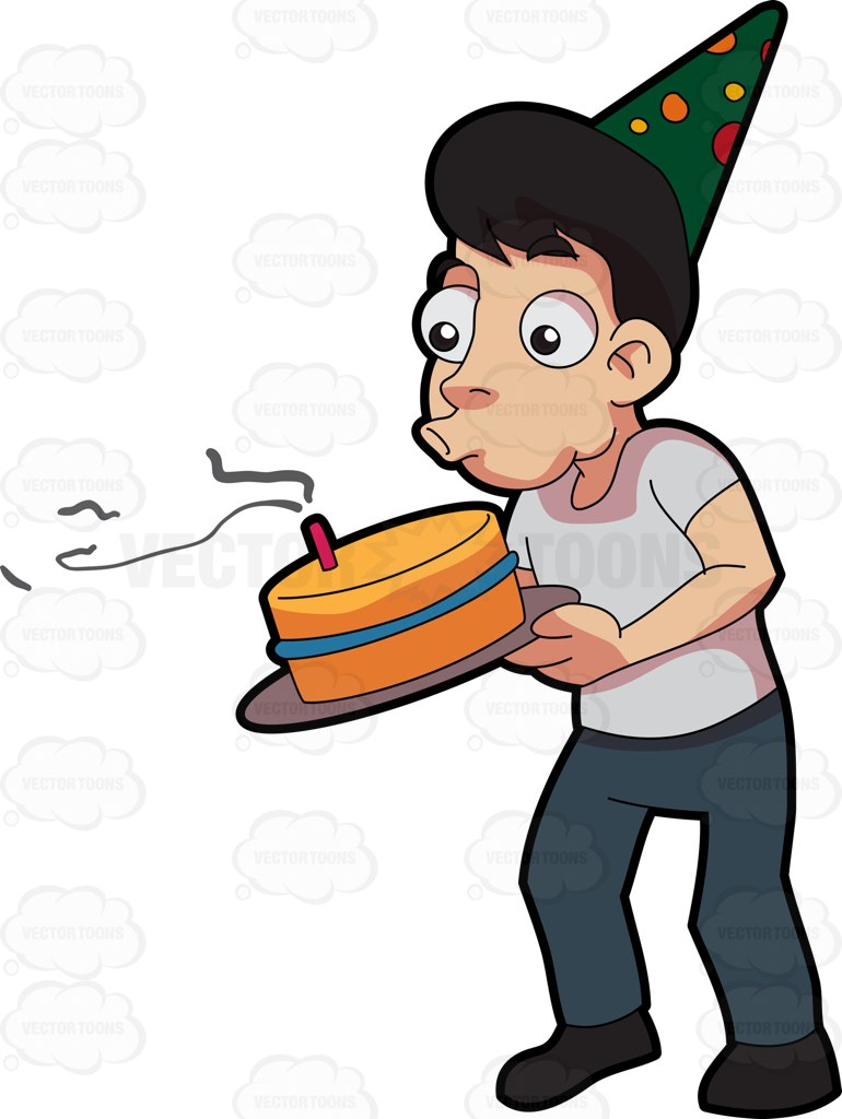 Blowing Clipart