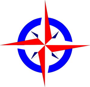 299x288 Red White And Blue Star Clip Art
