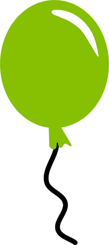 356x800 Clip Art Balloons Clipart Image 2