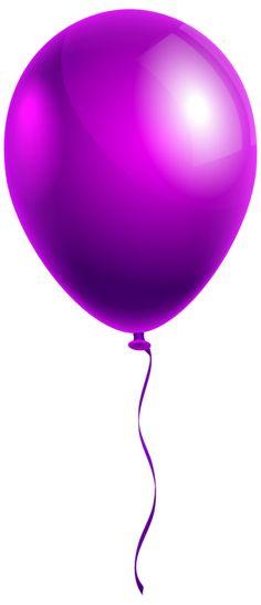 236x546 Single Modern Blue Balloon Png Clipart Image Birthday Clip