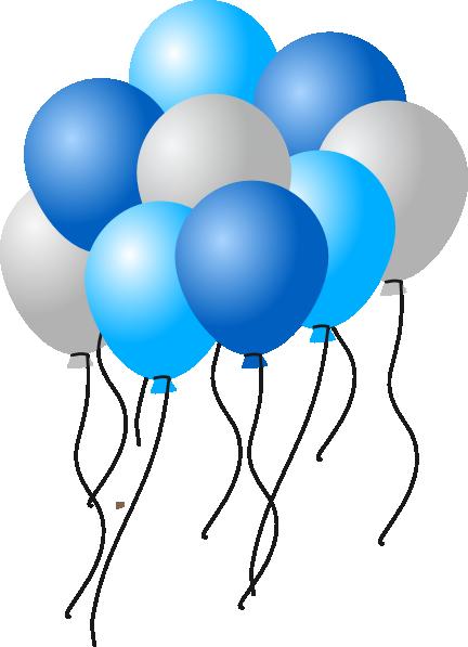 432x597 Balloons2 Clip Art