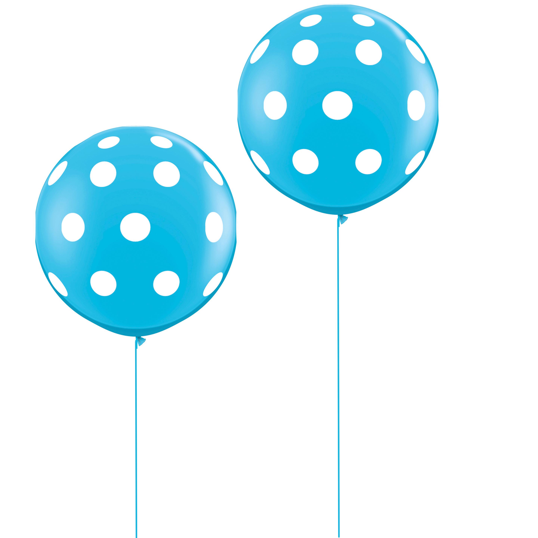 2880x2880 Balloon Clipart Light Blue
