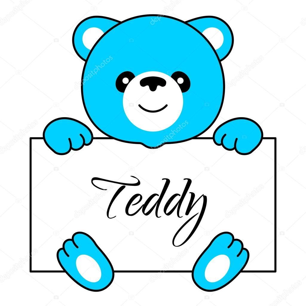 1024x1024 Cartoon Bear Boy Stock Vector Lianella