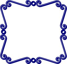 236x225 Simple Line Border Clipart Clip Art Amp Printables Frames