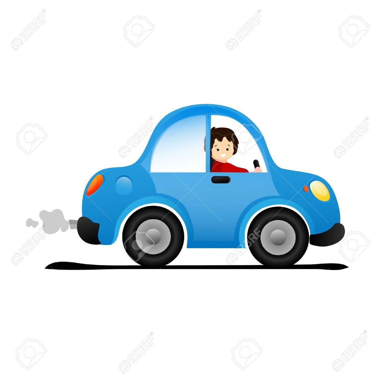 1300x1300 Blue Car Clipart Car Exhaust