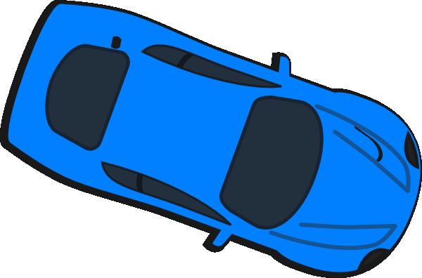 600x396 Blue Car