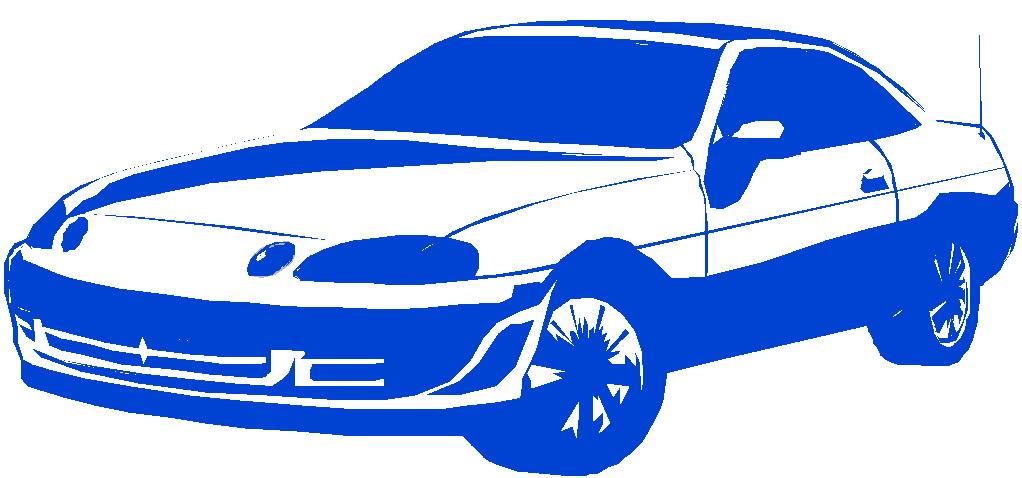1022x478 Blue Car Clipart Transport